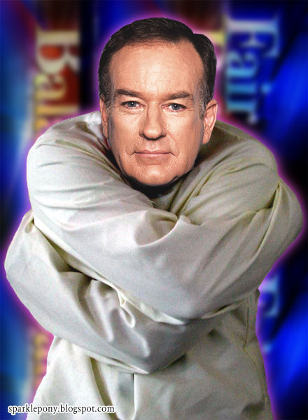 Bill O'Reilly Needs a Hug