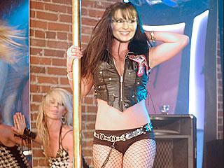 Sarah pailin stripper